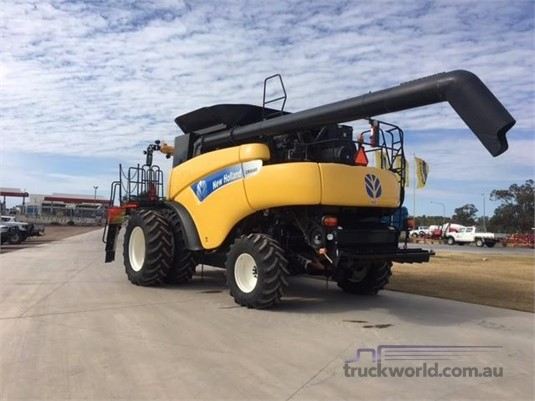 0 New Holland CR9080 Black Truck Sales - Farm Machinery for Sale