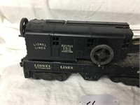 Lionel Train Bucyrus Erie car#6460 Black