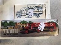 1935 Mack Freight Bank / 1920 Pierce Arrow Cab