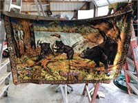 Rug  with Bears (size 64 x 45)