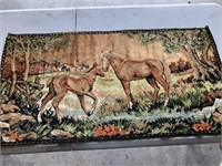 Horse Tapestries (38 x 20) Quantity=2