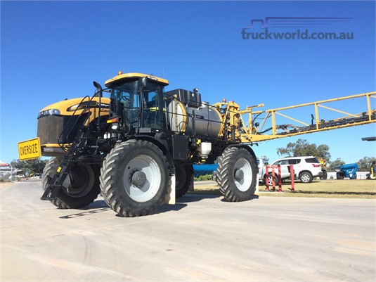 Rogator RG1300B Black Truck Sales - Farm Machinery for Sale
