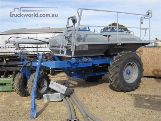 0 Gason 1830 Black Truck Sales - Farm Machinery for Sale