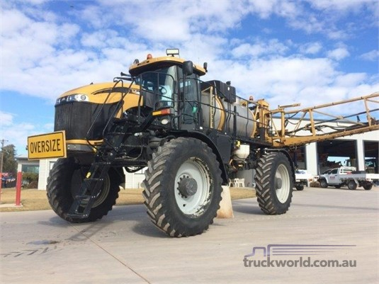 Rogator RG1300 Black Truck Sales - Farm Machinery for Sale