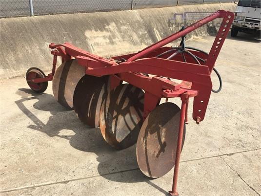 0 Hodge Industries 4 Furrow Black Truck Sales - Farm Machinery for Sale