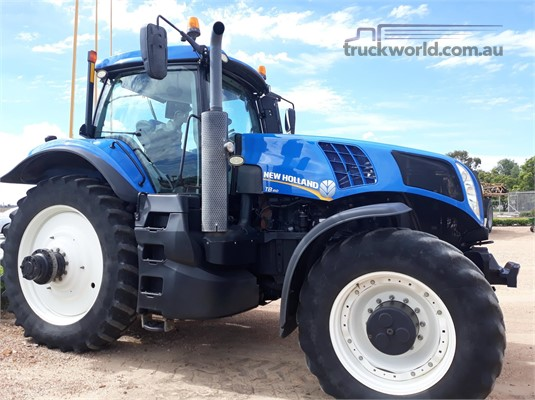 New Holland T8.410 Black Truck Sales - Farm Machinery for Sale
