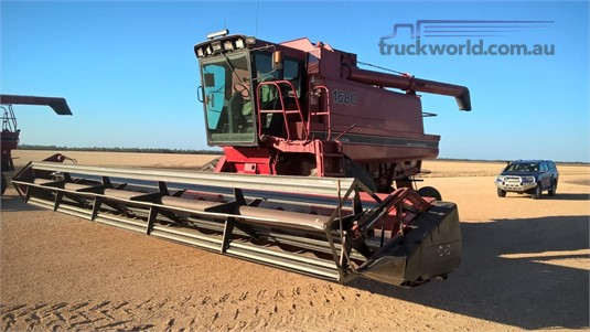 Case Ih 1680 Black Truck Sales - Farm Machinery for Sale