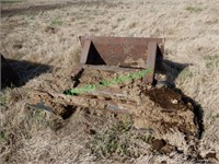 Homemade Manure spreader | Wooley