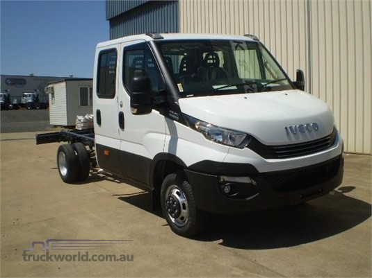 2018 Iveco Daily 50c21 Trucks for Sale