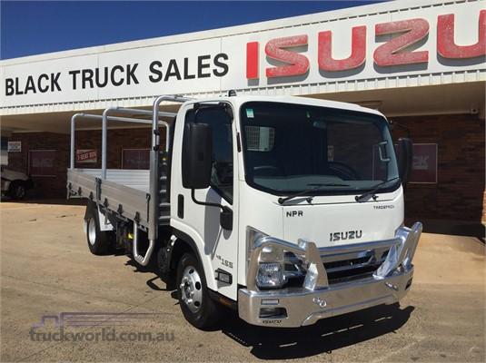 2018 Isuzu NPR 45 155 Tradepack - Trucks for Sale