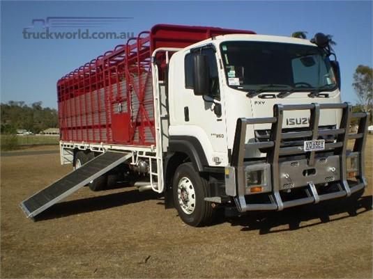 2018 Isuzu FXY 240-350 Trucks for Sale