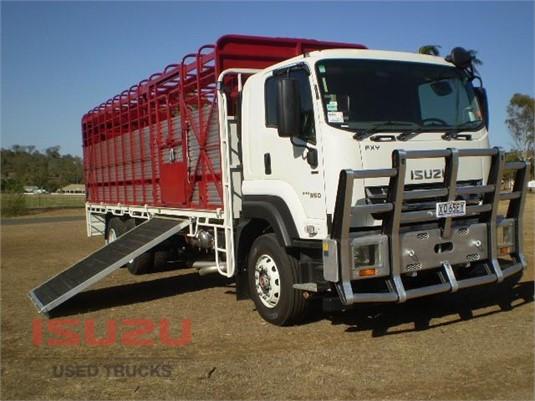 2018 Isuzu FXY 240-350 Used Isuzu Trucks - Trucks for Sale