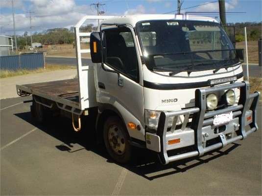 2010 Hino other Black Truck Sales - Trucks for Sale