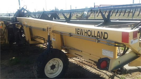 0 Honey Bee 36ft Draper Front Black Truck Sales - Farm Machinery for Sale