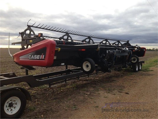 2008 Case Ih 2588 Black Truck Sales - Farm Machinery for Sale
