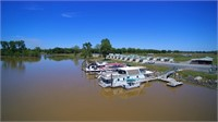 Red River South Marina and Travel Center: Plus 29 Acres