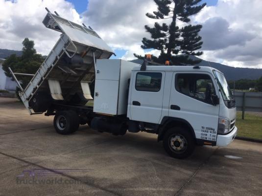 2010 Mitsubishi Canter Crew - Truckworld.com.au - Trucks for Sale