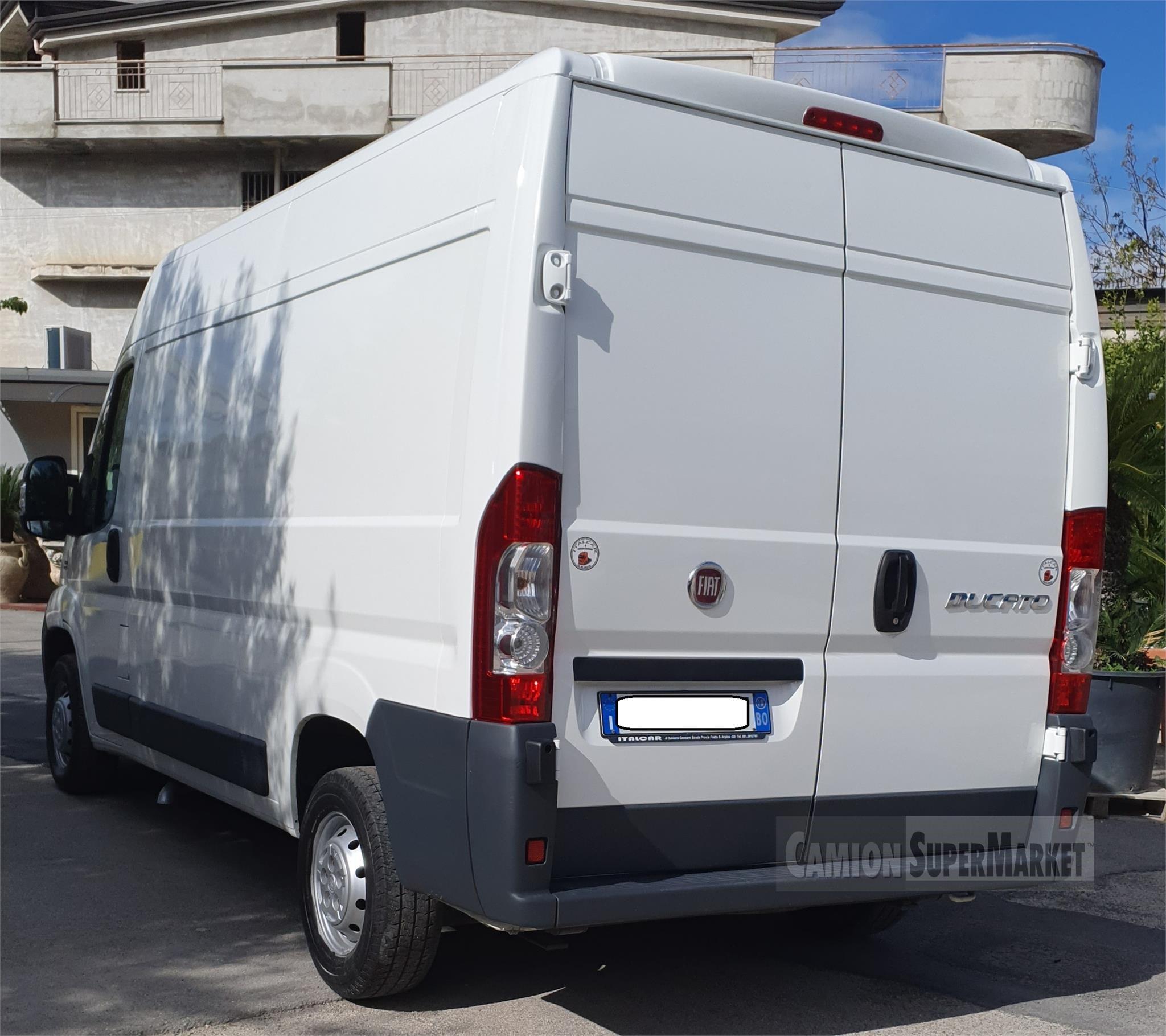 Fiat DUCATO used 2010 Campania