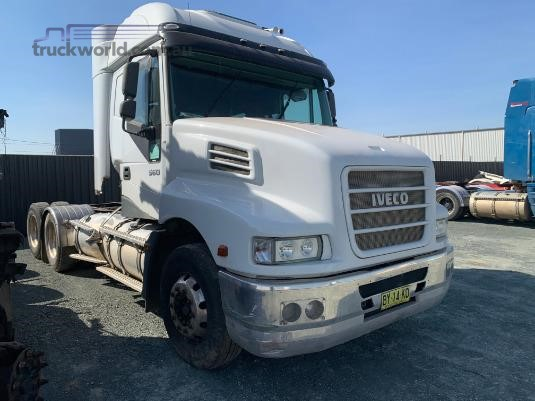 2009 Iveco Powerstar - Wrecking for Sale