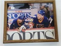 St Louis Blues Wayne Gretzky & Brett Hull Photo