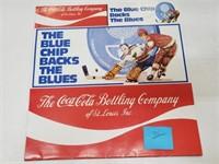 1980-81 St Louis Blues Souvenir Calendar