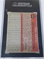1958 Topps 476 Stan Musial All Star Sport