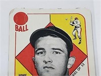 1951 Topps Red Back #7 Howie Pollet