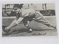 1947 Bond Bread Stan Musial Baseball Card