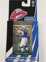 1998 Topps Action Flats Peyton Manning Rookie RC