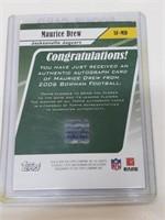 Football Rookies Stars Signatures & Jersey Cards