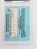 1986 Donruss #172 Roger Clemens PSA Gem Mint 10