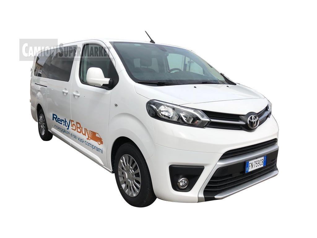 Toyota PROACE Usato 2018