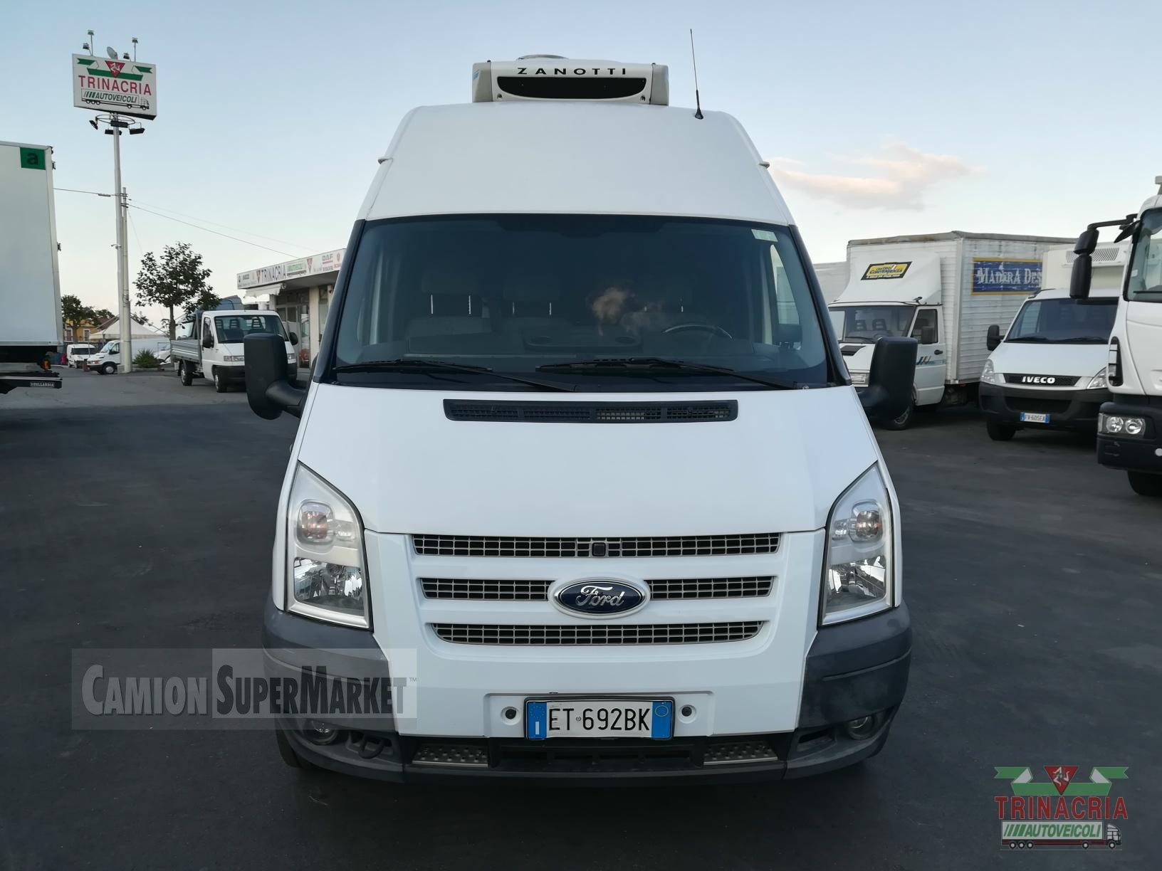 Ford TRANSIT used 2014