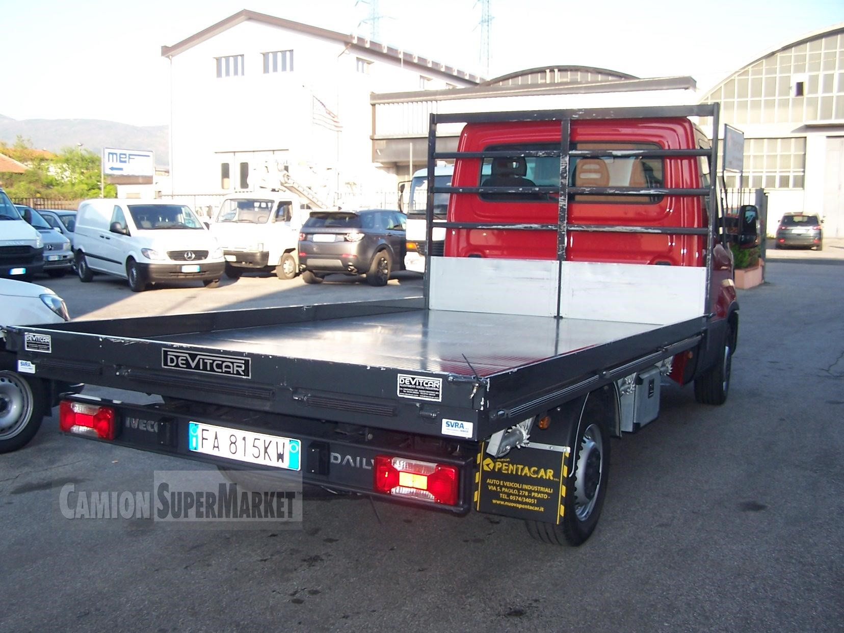 Iveco DAILY 35-130 used 2015 Toscana