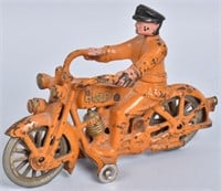 MOTORCYCLES, GAS & OIL, TOYS, ADVERTISING, & MORE