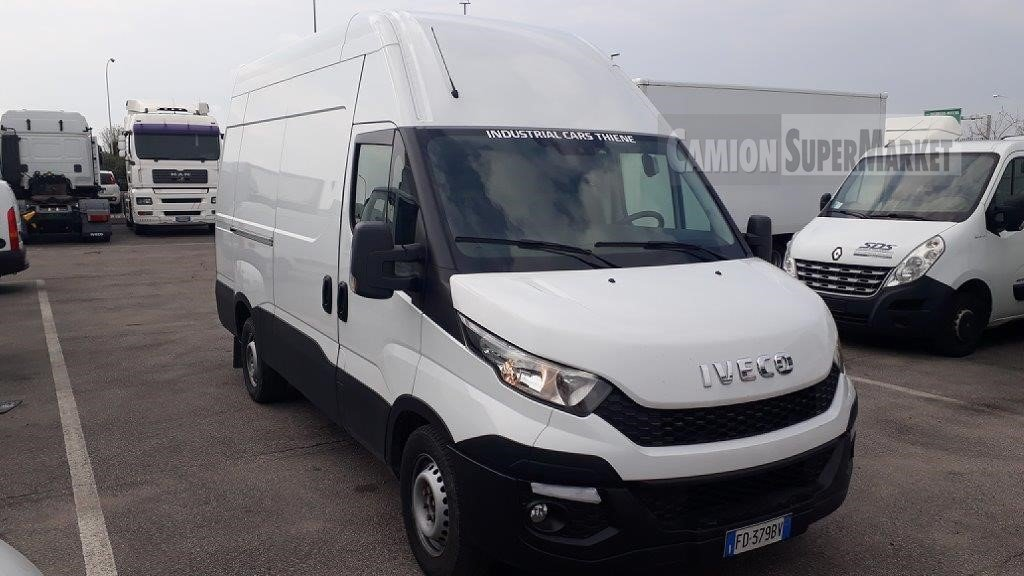 Iveco DAILY 35S17 used 2016
