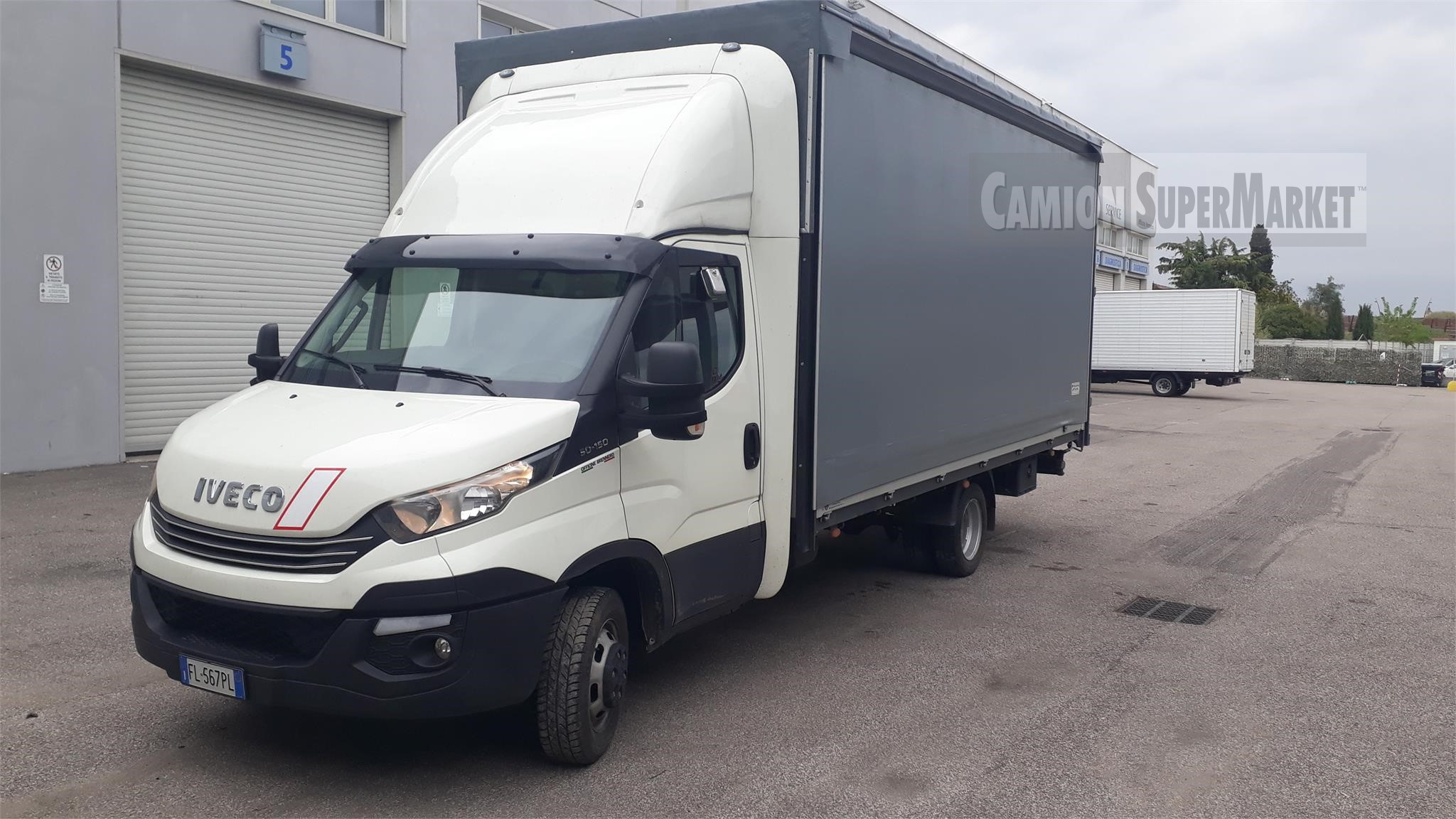 Iveco DAILY 35C15 Second-hand