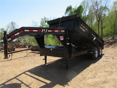 PJ Trailers Online Auction Results - 131 Listings ... on