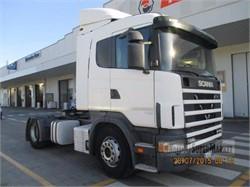 Scania R164l480  Usato
