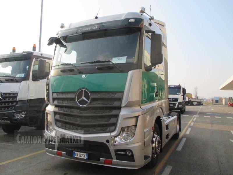Mercedes-Benz ACTROS 1845 Uzywany 2012