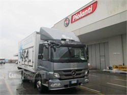 MERCEDES-BENZ ATEGO 822  used