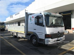 MERCEDES-BENZ ATEGO 818  used