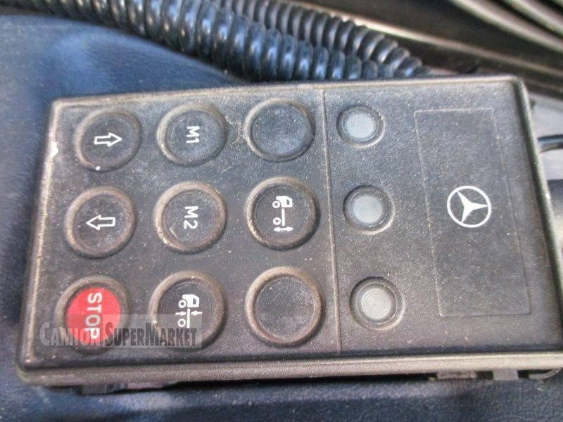 Mercedes-Benz ATEGO 818 Uzywany 2002 Emilia-Romagna