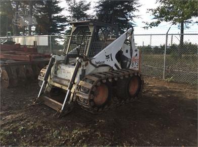 BOBCAT 873 For Sale - 28 Listings | MachineryTrader com