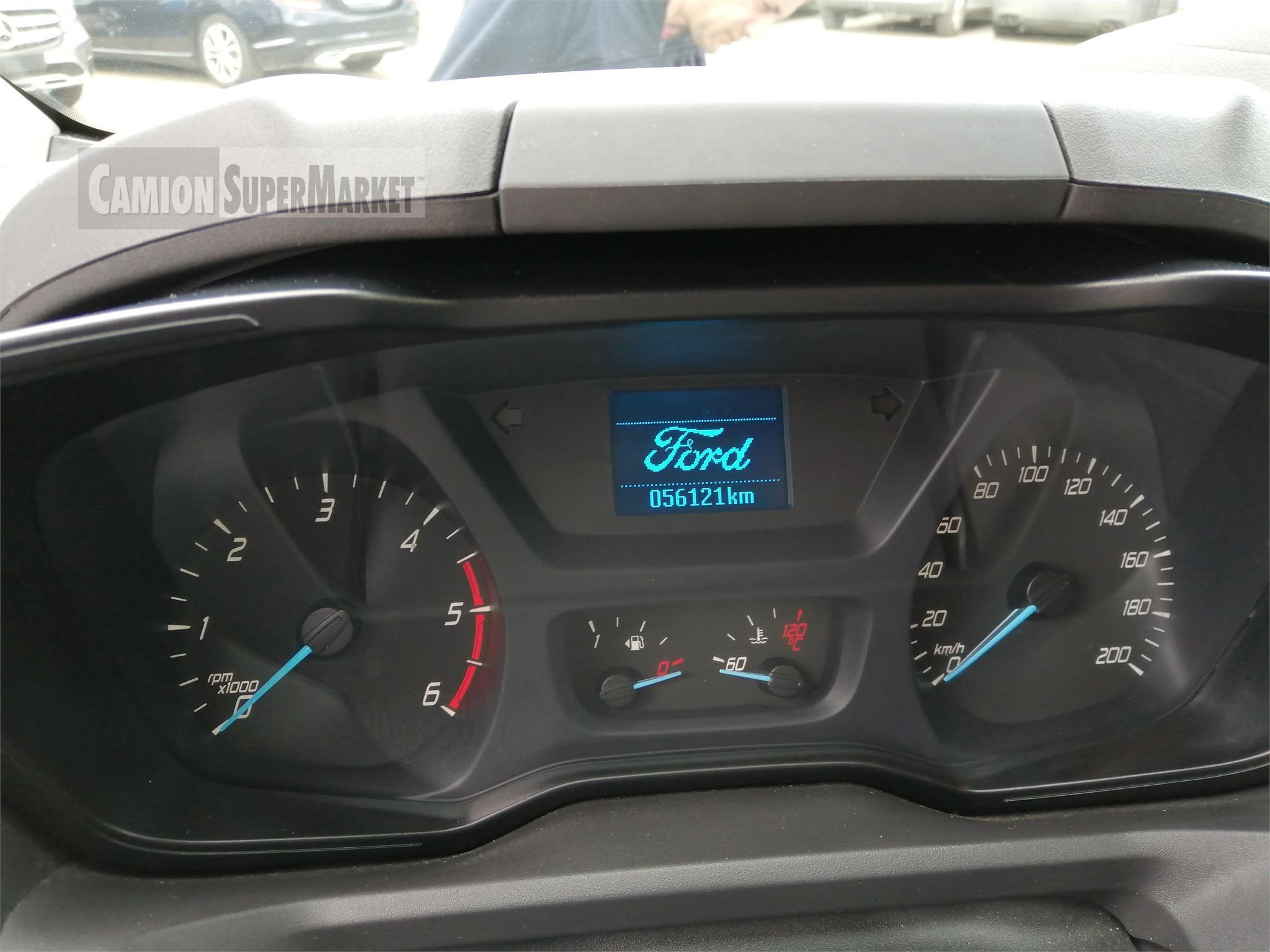 Ford TRANSIT Usato 2017