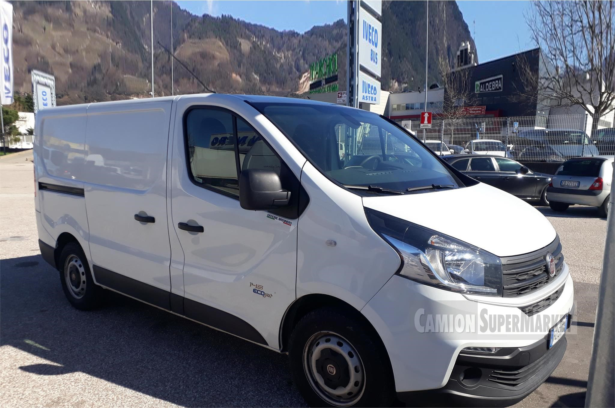 Fiat TALENTO Second-hand