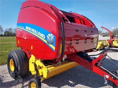 New Holland Round Balers For Sale In Illinois - 45 Listings