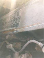 2002 Isuzu Box Truck w/ Lift Gate