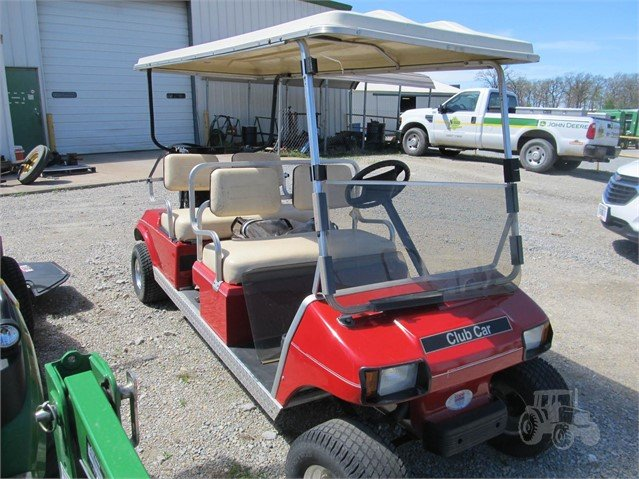 2007 Club Car Onward 4 For Sale In Farmington Missouri