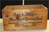 DAY & MEYER, MURRAY & YOUNG CORP WOODEN